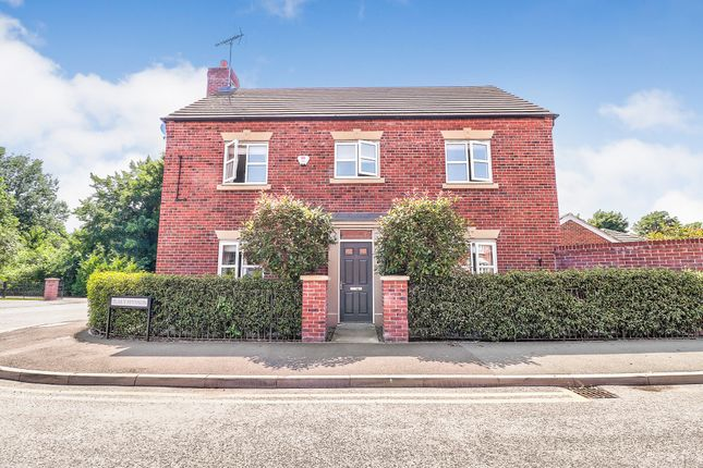 4 bed detached house for sale in Plas Y Ffynnon, Wrexham LL11