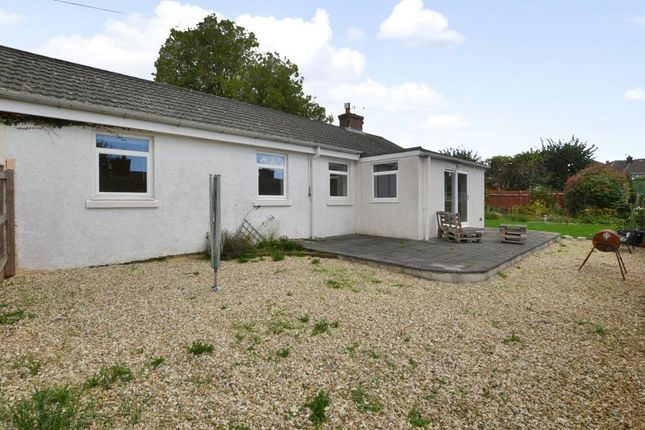 Thumbnail Semi-detached bungalow for sale in Woodford Close, Plymouth, Devon