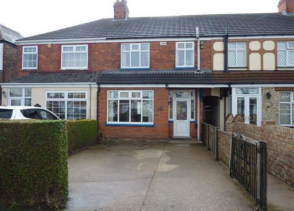 Thumbnail Terraced house for sale in Beeley Road, Grimsby