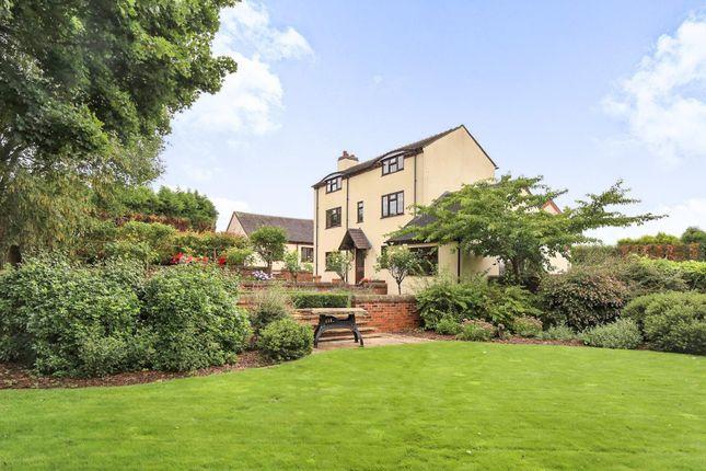 Thumbnail Detached house for sale in Chapel Street, Oakthorpe, Swadlincote