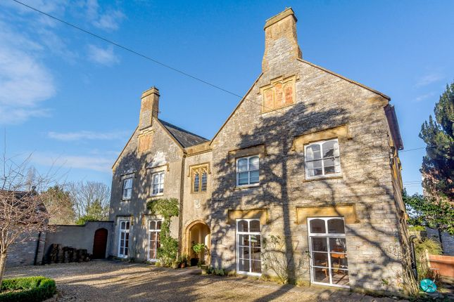 Thumbnail Semi-detached house for sale in Aller, Langport, Somerset