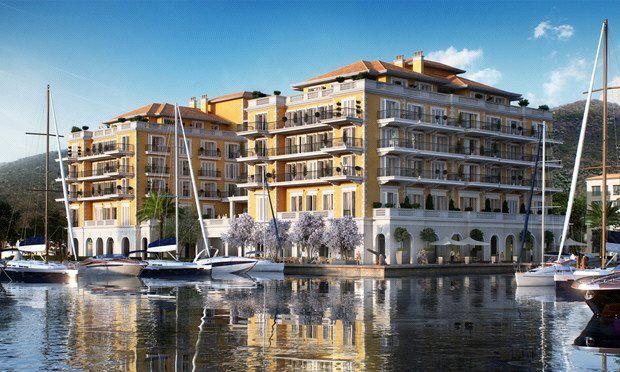 Thumbnail Apartment for sale in Regent Porto Montenegro, Tivat, Montenegro