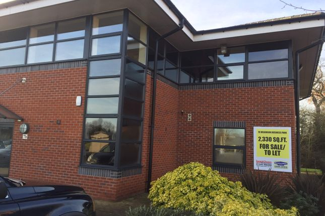Thumbnail Office to let in Unit 7B Wilkinson Court, Clywedog Road South, Wrexham Industrial Estate