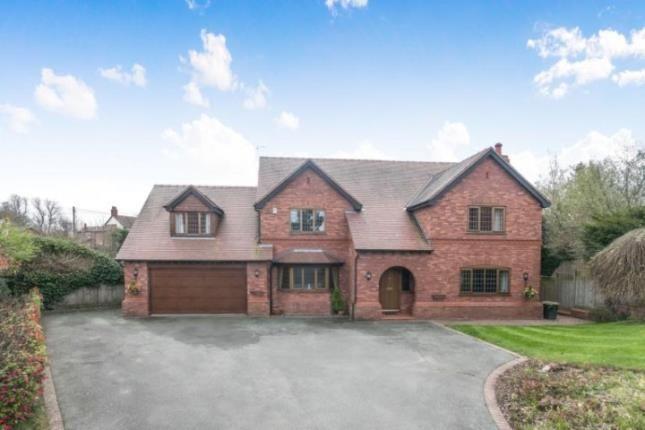 Thumbnail Detached house for sale in Pitmans Lane, Hawarden, Flintshire