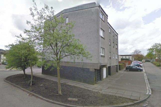 Thumbnail Flat to rent in Smithyends, Cumbernauld, North Lanarkshire