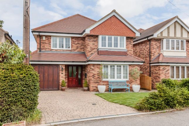 Thumbnail Detached house for sale in St. Marys Avenue, Billericay, Essex