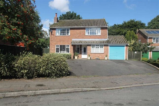 Thumbnail Detached house to rent in Church Gardens, Ravensthorpe, Northampton