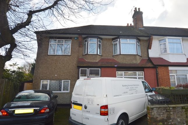 Thumbnail End terrace house for sale in Southbury Road, Enfield, Middlesex
