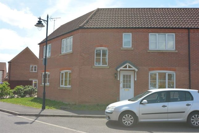 Thumbnail Property to rent in Teasel Drive, Elsea Park, Bourne