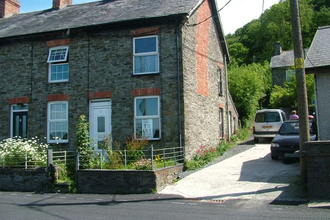 Thumbnail Cottage to rent in Wesley Terrace, Taliesin