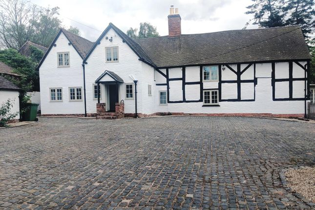 Thumbnail Property to rent in Church Lane, Middleton, Tamworth