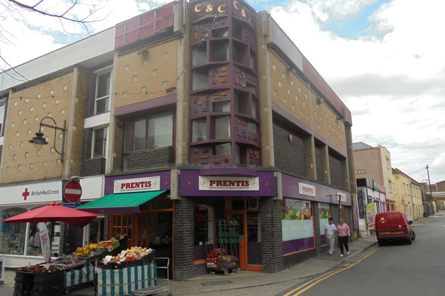 Retail premises for sale in King Street, Ramsgate
