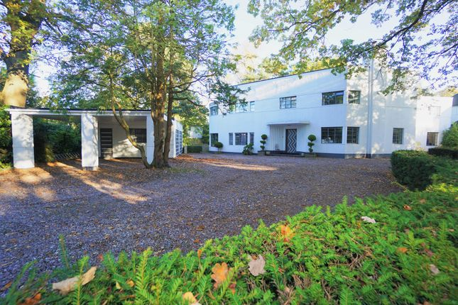 Thumbnail Detached house for sale in Little Aston Park Road, Sutton Coldfield