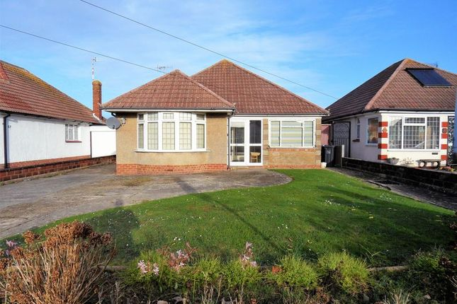 Thumbnail Detached bungalow for sale in Strathmore Road, Goring-By-Sea, Worthing