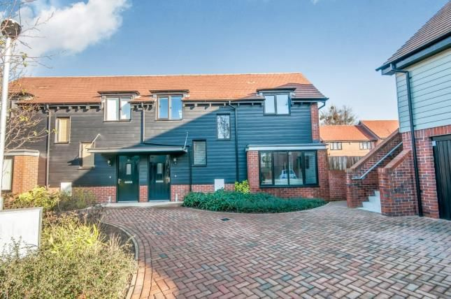 Thumbnail Semi-detached house for sale in Teddington Drive, Leybourne, West Malling, Kent