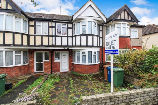 Thumbnail Terraced house for sale in Oxleay Road, Rayners Lane, South Harrow
