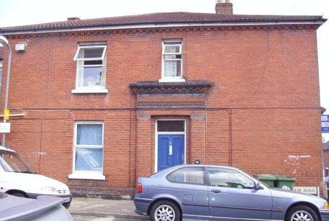Thumbnail Terraced house to rent in Clausentum Road, Southampton