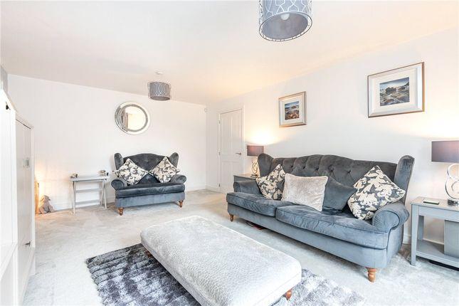 Living Room of Grange Fold, Lightcliffe, Halifax, West Yorkshire HX3