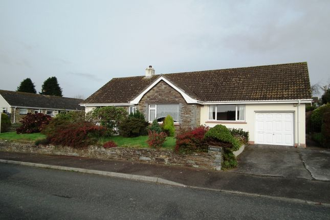 Thumbnail Detached bungalow for sale in Barton Meadow, Pelynt, Nr Looe, Cornwall