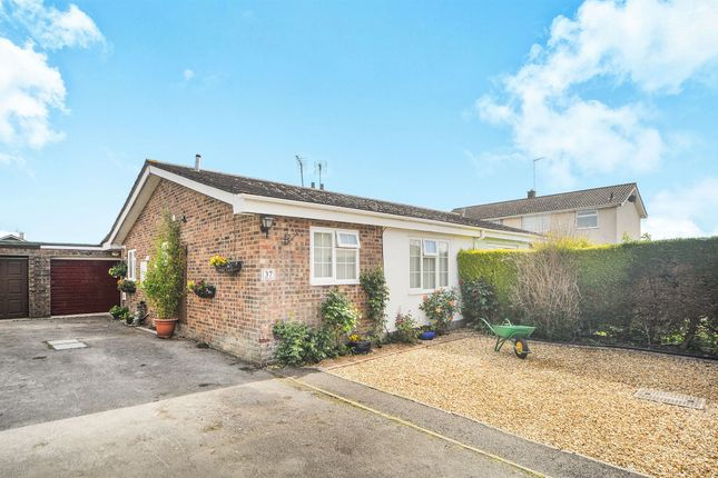 Thumbnail Semi-detached bungalow for sale in Poynder Place, Hilmarton, Calne