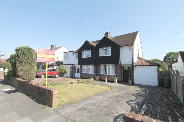 Thumbnail Semi-detached house for sale in Packmores Road, Eltham, London