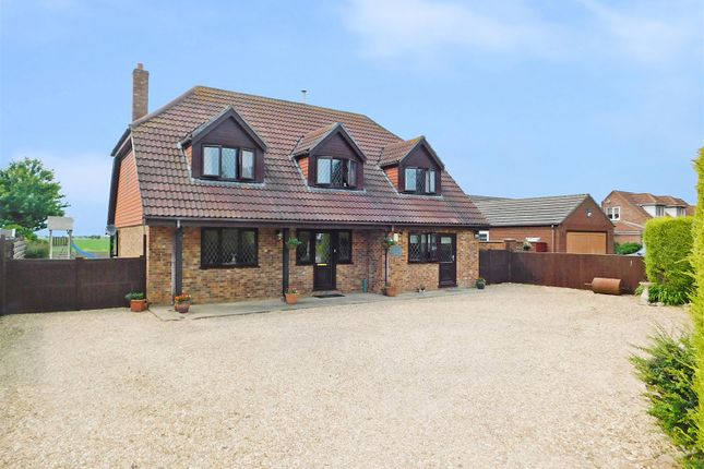Thumbnail Detached house for sale in Spilsby Road, Wainfleet, Skegness