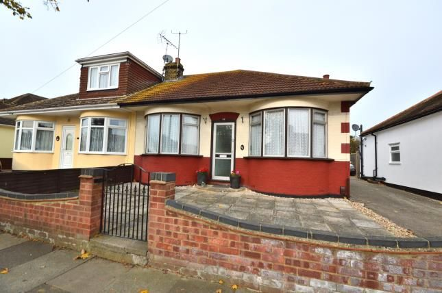 Thumbnail Bungalow for sale in Southend-On-Sea, Essex