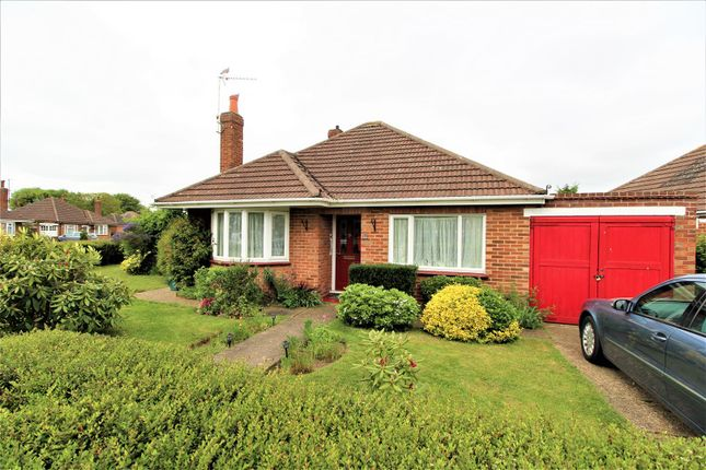 Thumbnail Detached bungalow for sale in Norman Way, Prettygate, Colchester