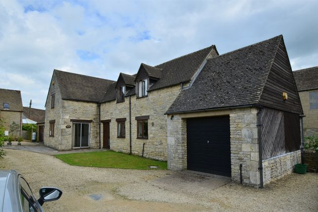 Thumbnail Detached house for sale in Cheltenham Road, Bisley, Stroud, Gloucestershire