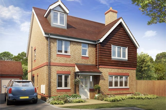 Thumbnail Detached house for sale in Brick Field, Fenny Stratford, Milton Keynes