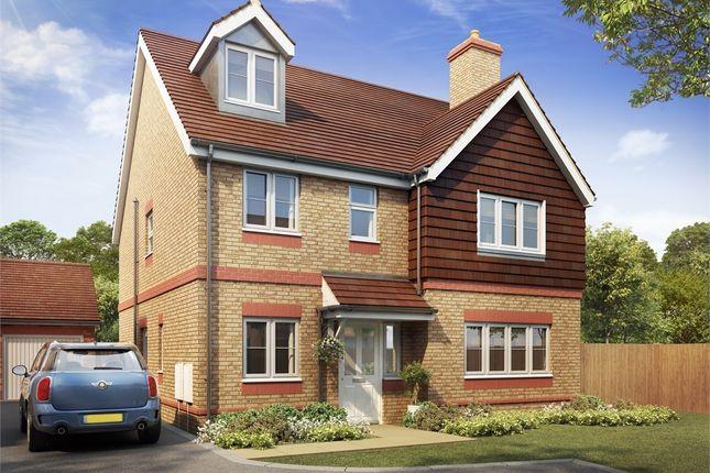 Thumbnail Detached house for sale in Brick Field, Fenny Stratford, Milton Keynes