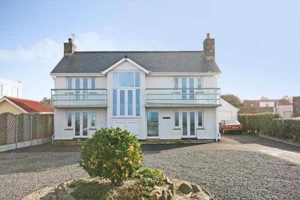 Thumbnail Detached house for sale in Route De La Perelle, St. Saviour, Guernsey