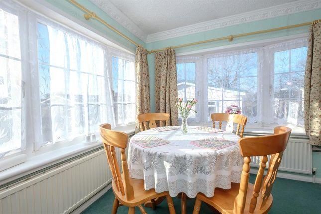 Dining Area of 91 Sunny Haven, Howey, Llandrindod Wells LD1