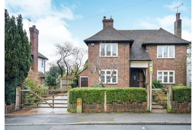 Thumbnail Detached house for sale in Sprotlands Avenue, Willesborough, Ashford, Kent