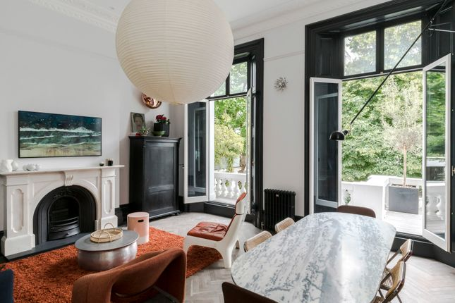 Thumbnail Duplex to rent in Linden Gardens, London