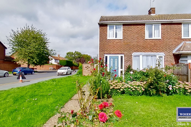 Thumbnail Semi-detached house for sale in Marshcroft Drive, Cheshunt, Waltham Cross
