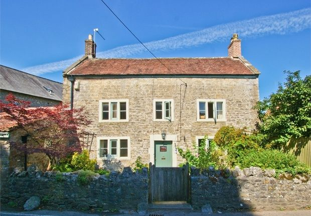 Thumbnail Cottage for sale in Mendip Road, Stoke St Michael, Radstock, Somerset