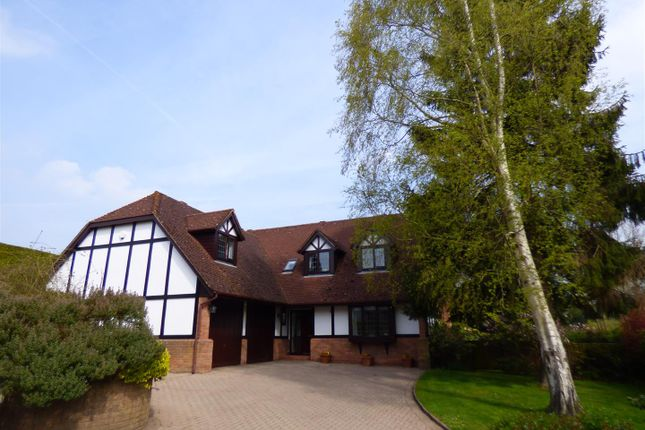 Thumbnail Detached house for sale in Crick, Caldicot