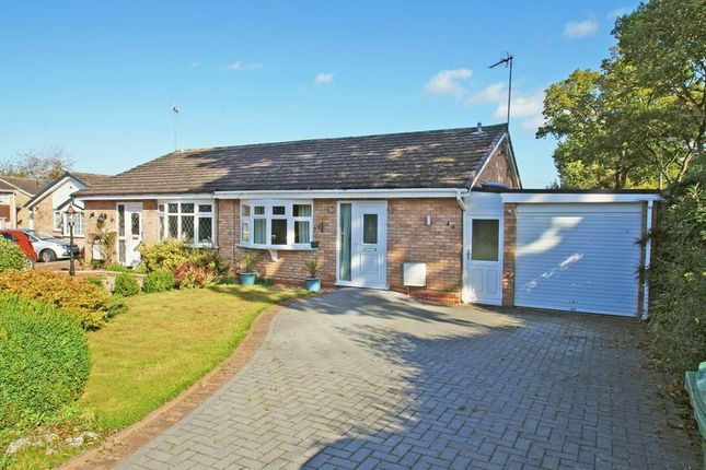 Thumbnail Bungalow for sale in Milcote Close, Redditch