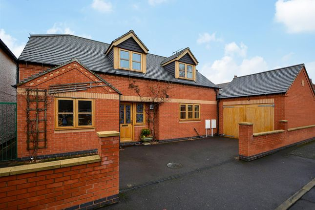 Thumbnail Detached house for sale in Cleveland Avenue, Draycott, Derby
