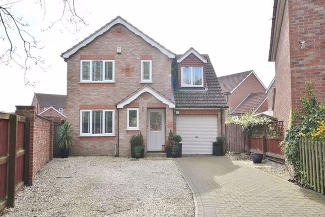 Thumbnail Detached house to rent in The Green, North Duffield, Selby