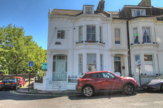 Thumbnail Flat for sale in York Villas, Brighton