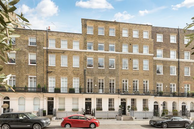 Thumbnail Terraced house for sale in Chester Street Belgravia, London