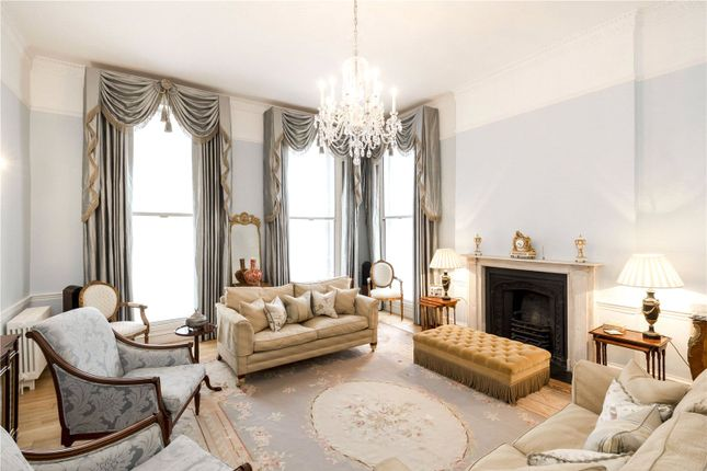 Thumbnail Terraced house to rent in Blandford Street, Marylebone