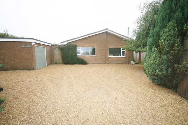 Thumbnail Detached bungalow for sale in Foundry Corner, Attleborough