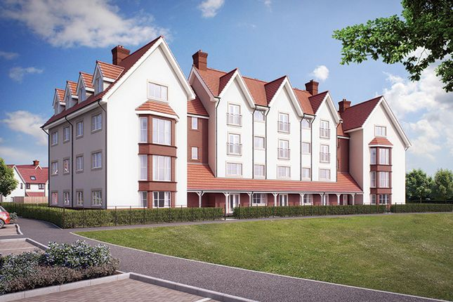"""Thumbnail Flat for sale in """"2-Bed Apartment"""" at Blunsdon, Swindon"""