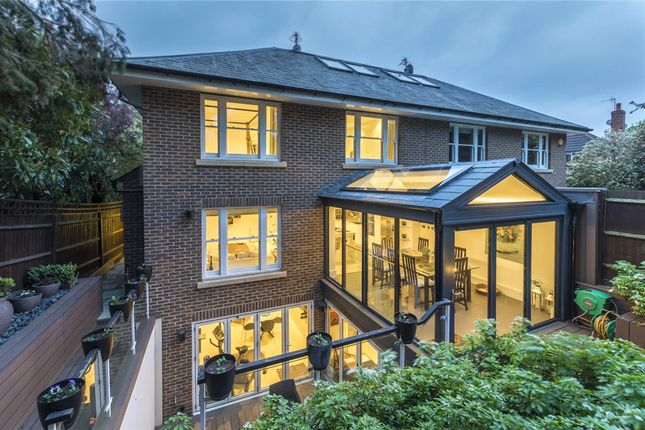 Thumbnail Semi-detached house for sale in Seymour Road, Wimbledon