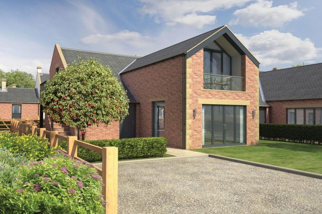 Detached house for sale in West Chevington, Morpeth