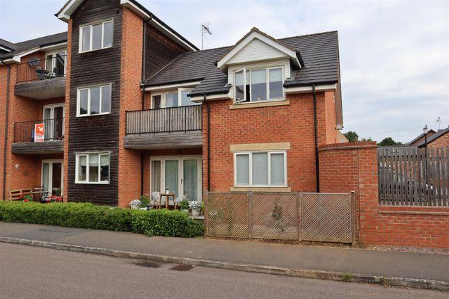 Thumbnail Flat for sale in Barleythorpe, Oakham, Rutland