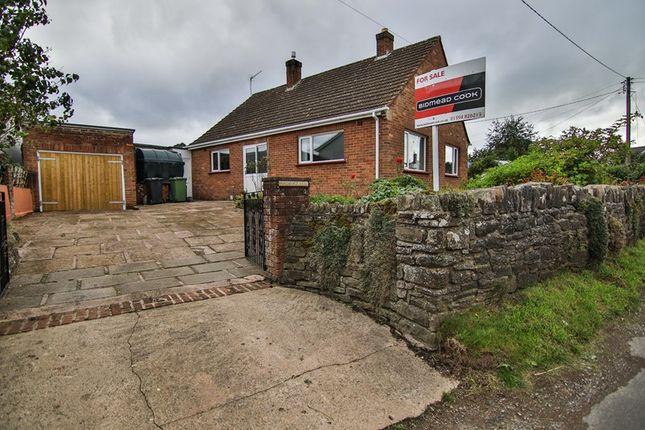 Thumbnail Detached bungalow for sale in Morse Lane, Drybrook